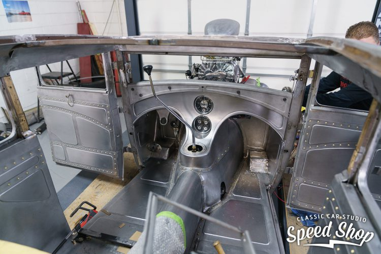 31 Ford - Build Photos-572