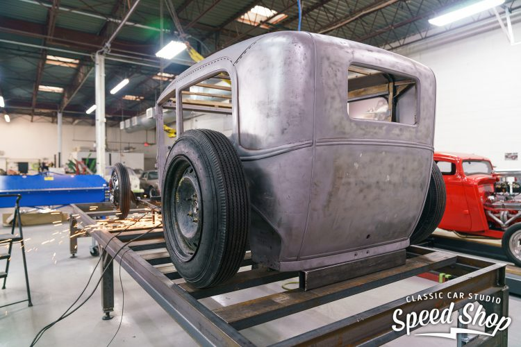 31 Ford - Build Photos-80