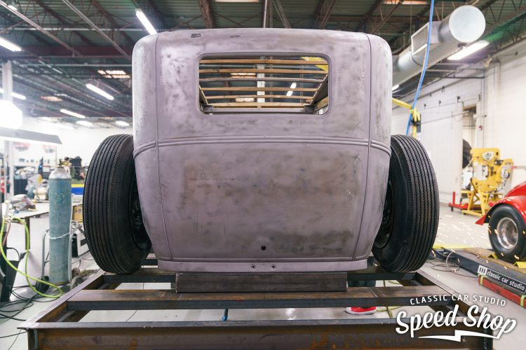 31 Ford - Build Photos-81