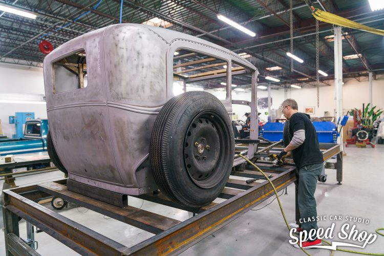 31 Ford - Build Photos-82