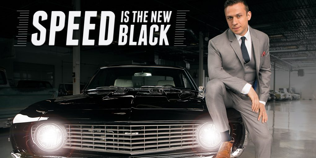 Noah Speed Is The New Black