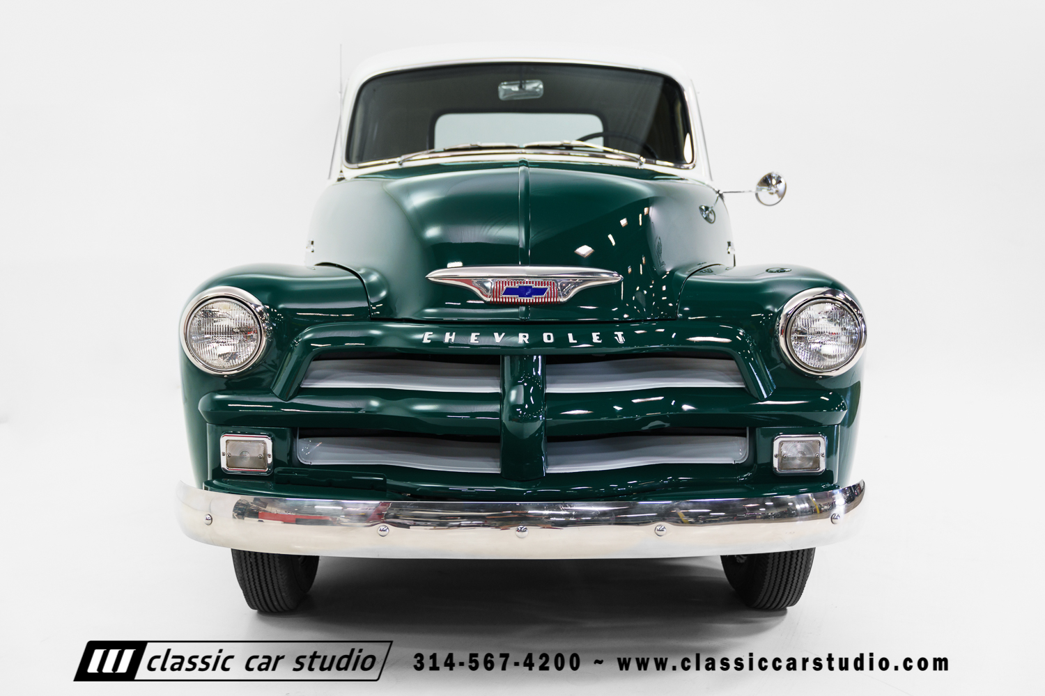 1954 Chevrolet 3100 | Classic Car Studio