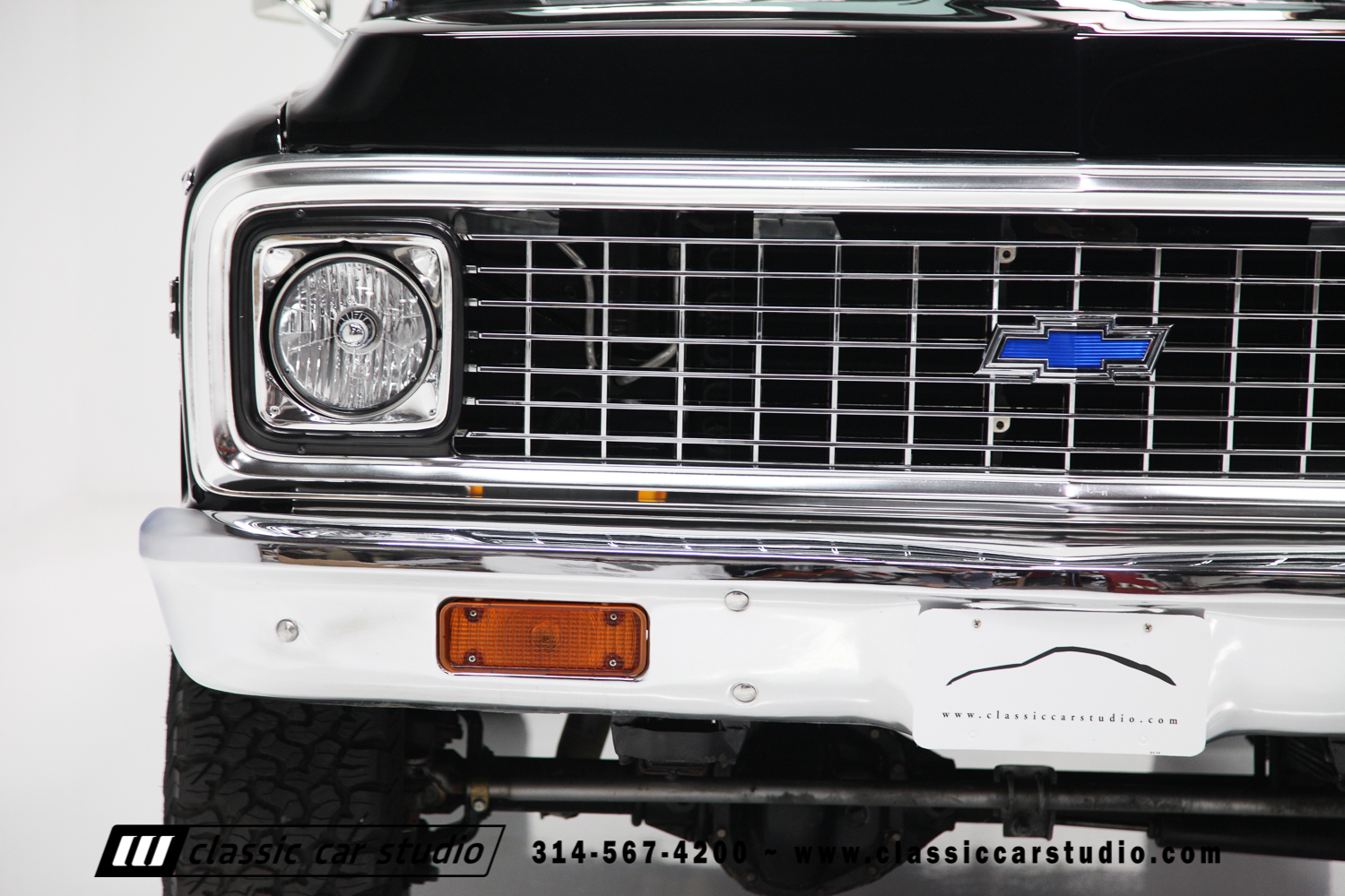 1972 Chevrolet K10 Cheyenne Classic Car Studio 1966 Chevy Super 4x4 72 3