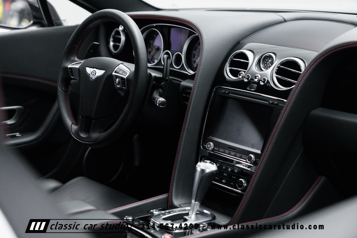 2015 Bentley Continental Gt V8 S Classic Car Studio