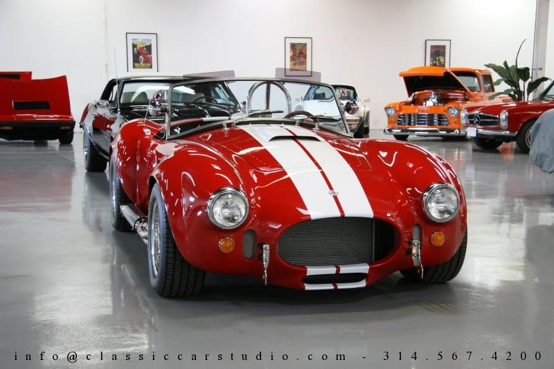 1965 Backdraft Shelby Cobra Replica Convertible | Classic