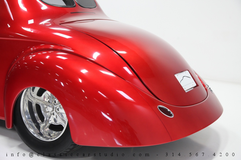 1941 Willys Coupe | Classic Car Studio
